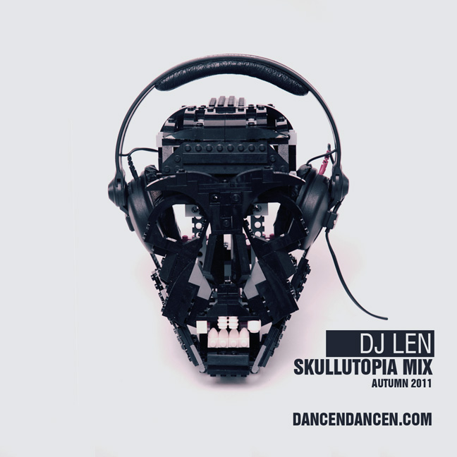 Dj Len Skullutopia Mix Cover New DJ Len mix Skullutopia out now!