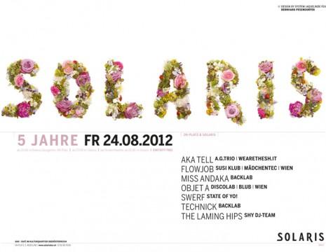 5 Jahre Solaris