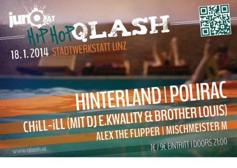 qlash flyer