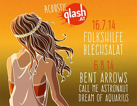 Acoustic Qlash