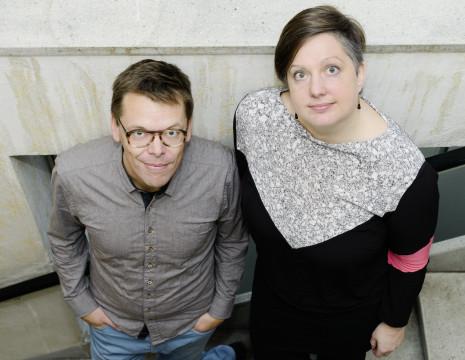 Mieze Medusa & Markus Köhle (C) Claudia Rohrauer